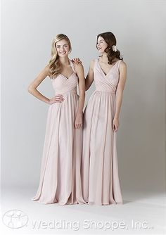 Bridesmaid Dresses Kennedy Blue Violet Bridesmaid Dress Image 3