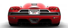 Koenigsegg CCX Back Side Wallpaper HD http://carswallpaperhd.com