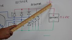 Motorcycle Wiring, Voltage Regulator, Circuit Diagram, Electrical Engineering, Atv, Ducati, Videos, Books, Youtube