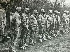 The Liquidators of Chernobyl. Brave men who fought against an invisible enemy.