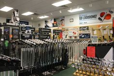 Northway Golf Center has got it all! Stop by for a new driver, Izod shirt or a day at the driving range! #shopsaratoga #ILoveSaratoga   http://www.saratoga.org/visitors/shopping