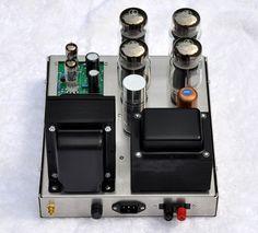 125 watt tube amplifier - The Paper Horn by Inlow Sound High Fi, Valve Amplifier, Power Supply Circuit, Vacuum Tube, Loudspeaker, Wireless Speakers, Audiophile, Logitech, Electronics Gadgets