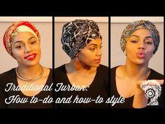 Headwrap tutorial