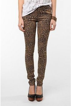 Tripp NYC Printed Jean - Leopard   Maybe I am nuts, but i love these!  $66.00 Add to Wishlist Share This Product E-mail a Friend SKU #20884581