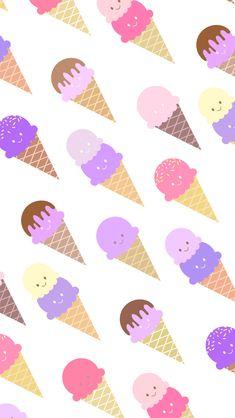ICECREAM purple spectrumiphone 5 wallpaper