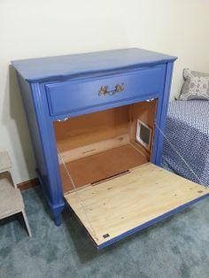 Cat Litter Dresser