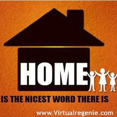 #Home is a perfect synonym for #happiness, isn't it ?  Have a great weekend.