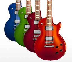 Les Paul Colors