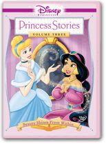 Disney Princess Stories Volume Three: Beauty Shines  Cover