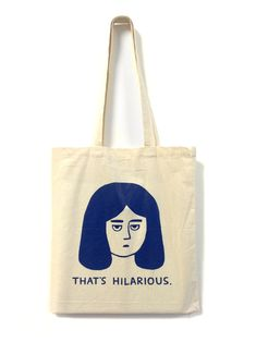 by Fuchsia MacAree Sacs Tote Bags, Canvas Tote Bags, Reusable Tote Bags, Cute Tote Bags, Women's Accessories, Ideias Diy, Printed Tote Bags, Cloth Bags, Cotton Tote Bags