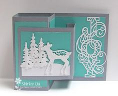 Classy Cards 'n Such: CCNS Challenge - #113 O Christmas Tree