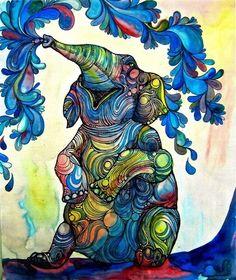 Center. Breathe. Acknowledge. We are one. Namaste.