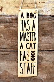 Bildergebnis für wooden cats and dogs