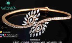 Gold Jewelry Simple, Simple Bracelets, Trendy Jewelry, Silver Jewellery, Gold Ring Designs, Gold Bangles Design, Jewelry Design, Gold Bangle Bracelet, Diamond Bracelets