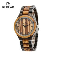 Black Sandalwood Wooden Watches for Men - Two-tone man watch in Paper Gift Box Paper Gift Box, Paper Gifts, Trendy Fashion Jewelry, Unique Jewelry, Wooden Watches For Men, China Jewelry, Wholesale Jewelry, Wood Watch, Fashion Watches
