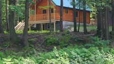 Conestoga Log Cabins has been providing quality small cabin kits to customers since Contact us today for more information on our Vacationer Log Cabin. Off Grid House, Prefab Cabins, Log Cabin Kits, Kit Homes, Exterior, House Styles, House Kits, Home Decor, Prefabricated Cabins