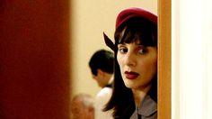Bombal de Marcelo Ferrari. Blanca Lewin interpreta a la destacada escritora chilena María Luisa Bombal. 2011. Cine chileno.