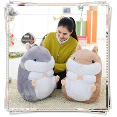 11.03$  Watch now - http://alioqh.shopchina.info/go.php?t=32809967151 - Hamster toy cute stuffed animals pillow anime spongebob pink unicorn soft toy  kawaii plush mattress cushion  valentine gift  11.03$ #magazineonlinebeautiful