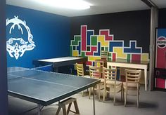 if we get to repaint the game room