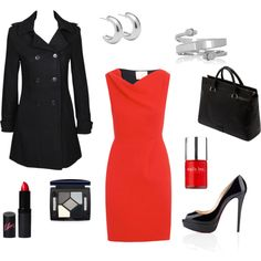 Meeting Ready, created by Miss Sandy on Polyvore