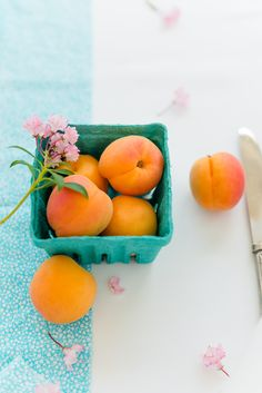 apricots (very ghetto, very neat, and very cute) apricot is very cute and very ghetto (the very first fruit throughout all tribes) Fruit And Veg, Fruits And Vegetables, Fresh Fruit, Vegetables Photography, Tapas, Fruit Drinks, Delicious Fruit, Fruit Art, Raw Food Recipes