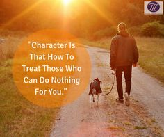#Quote #Of #The #Day #Character :)