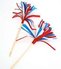 firecracker foodie frills 21 Printable of July Crafts for Kids Tutorials 4th July Crafts, Patriotic Crafts, Easy Crafts, Arts And Crafts, Paper Crafts, Fireworks Craft, Holiday Themes, Preschool Crafts, Independence Day
