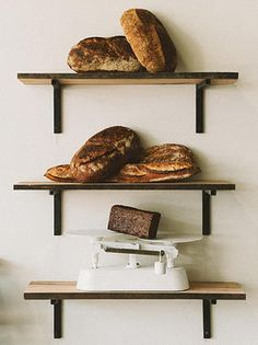 Boulted Bread is a bakery and stone mill in Raleigh, NC