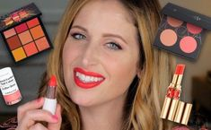 Makeup Living Coral i prodotti must have per trucchi trendy e glamour Base Mac, Live Coral, Amanda Seyfried, Summer Makeup, Color Of The Year, Make Up, Lipstick, Glamour, Pantone