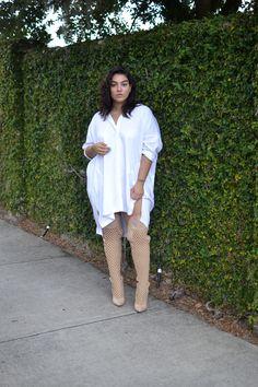 Nadia Aboulhosn wearing the Shaina Mote Mandela Dress http://www.meismith.com/products/shaina-mote-mandela-dress