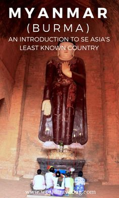 Myanmar, Burma - an introduction to a special country