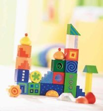 Haba Toys 2297 HABA Fantasy Blocks Sorting Stacking Baby Toys