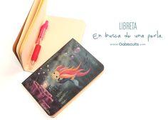 Gabiscuits pocket notebook