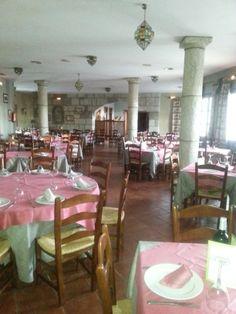 Imagen del Restaurante camping el Torcal El Nacimiento. Abierto a todos, sean o no clientes del camping.