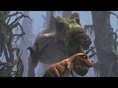 Динозавр Рэкси _ Pangea - The Neverending World ( Венгрия_ 2009
