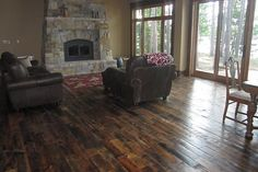 GASP!!! LOVE!!!!!!!!! Reclaimed Wood Flooring | Reclaimed Wood Flooring - Enterprise Wood Products