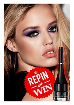 REPIN & WIN thanks to Rimmel London's NEW Gel Pot Eyeliner at https://apps.facebook.com/rimmel-repinandwin