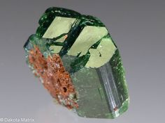 Tourmaline mineral information and data
