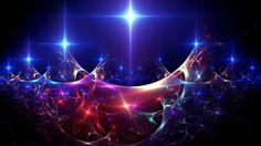 cool abstract wallpaper - colorful lights