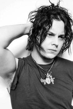 Jack White, One of the greatest musician, songwriter, singer of this time.