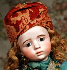 """Lot: EXCEEDINGLY RARE NO. 2 ALBERT MARQUE, AN EXQUISITE, Lot Number: 0020, Starting Bid: $40,000, Auctioneer: Frasher's Doll Auction, Auction: DOLL AUCTION """"MEET A. MARQUE NO. 2"""" , Date: July 17th, 2016 CEST"""