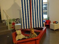 Cafe Kreuzzwerg (Berlin with babies and kids, Places to eat Review) Kids Places, Places To Eat, Berlin With Kids, Travel With Kids, Toddler Bed, Babies, Furniture, Home Decor, Child Bed