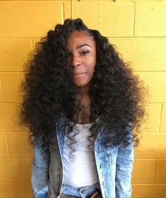Simple black hairstyles - Little black girl hairstyles Curly Weave Hairstyles, Baddie Hairstyles, Black Girls Hairstyles, Straight Hairstyles, Curly Hair Styles, Natural Hair Styles, Mommy Hairstyles, Protective Hairstyles, Pretty Hairstyles