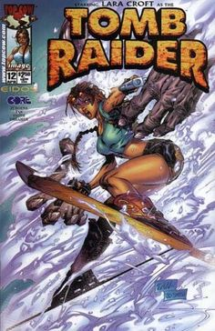A cover gallery for the comic book Tomb Raider Tomb Raider Lara Croft, Tomb Raider Game, Tomb Raider Comics, Tomb Raider Underworld, Make A Comic Book, Story Arc, Image Comics, Comics Girls, American Comics