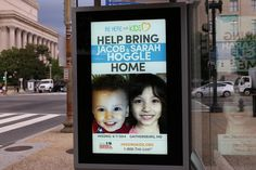 The National Center for Missing & Exploited Children and Clear Channel Outdoor Americas Kick Off 'Summer of Hope' Billboard Campaign | Business Wire
