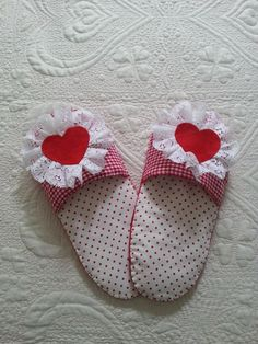 pantofole#slippers#cucito creativo#creative sewing