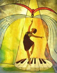 'Piano dance'  -  Greg Gierlowski