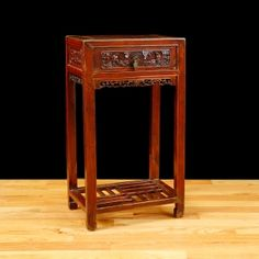 Qing Table in Elm with Original Cinnabar Lacquer, China, c. Oriental Furniture, Antique Furniture, Asian, Center Table, The Originals, Antiques, Tables, Home Decor, Antiquities