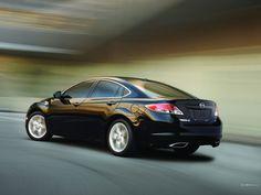 My new whip. Love it thus far. 2012 Mazda 6 a great mid size sedan.