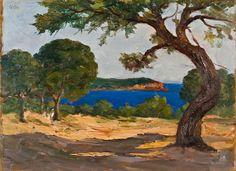 Greece Painting, Greek Art, Gallery, Wordpress, Paintings, Artists, Flowers, Paint, Painting Art